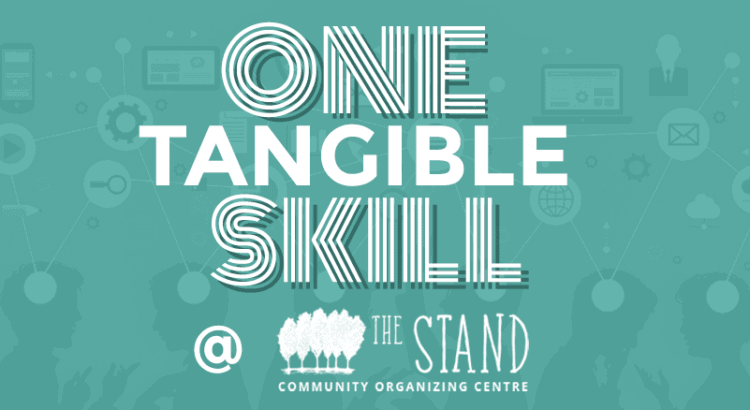 One Tangible Skill
