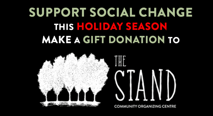 Support Social Change - Make a Gift Donation