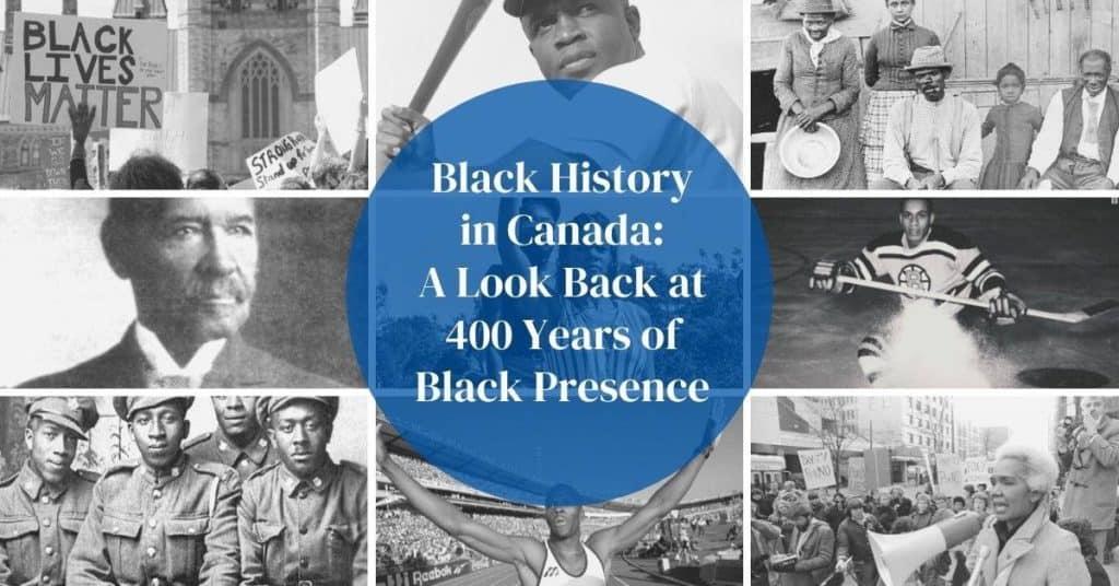 Black History in Canada